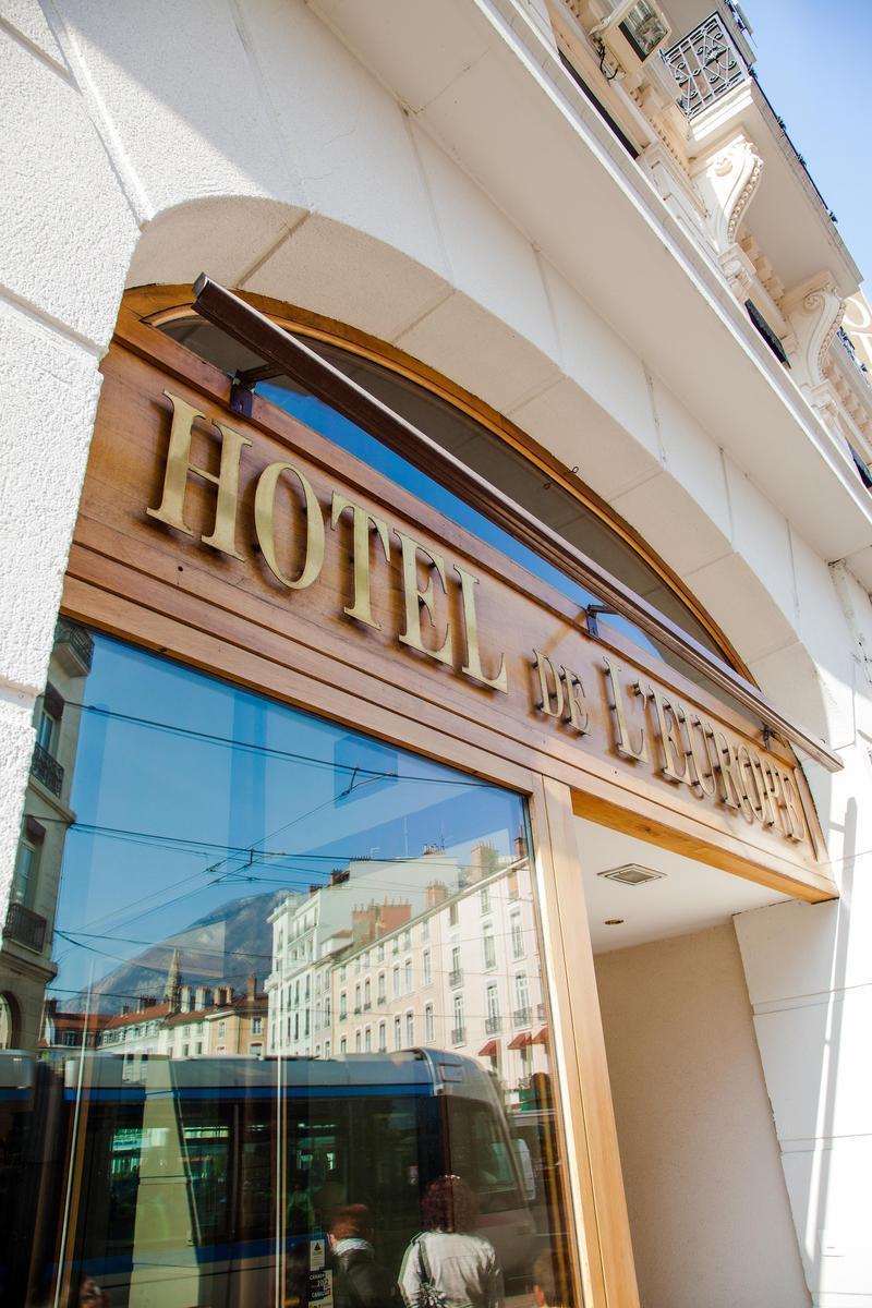 欧洲酒店 - 格勒诺布尔 - 户外景观