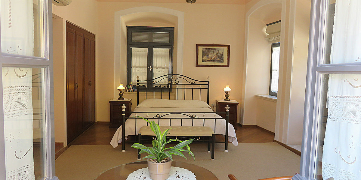 Phaedra hotel, Hydra island Greece - honeymoon holiday destinations