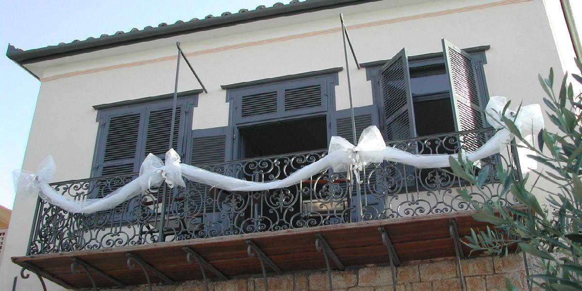 Phaedra hotel, Hydra island, Greece - Honeymoon holiday destinations