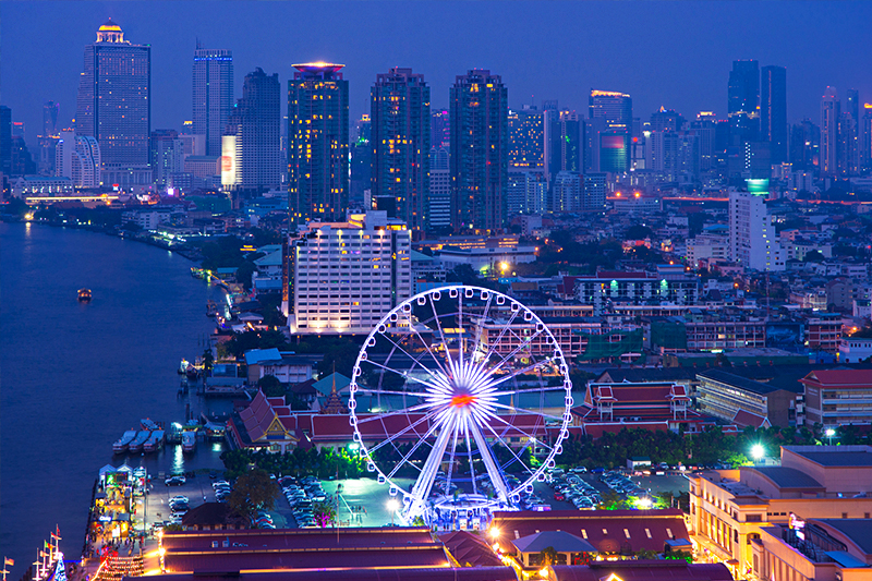 Asiatique The Riverfront - Shopping In Bangkok