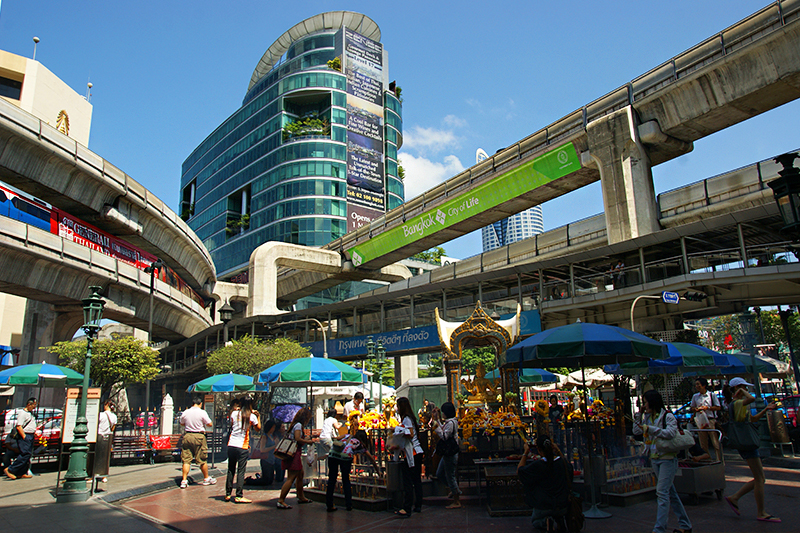 Siam Square - Shopping in Bangkok
