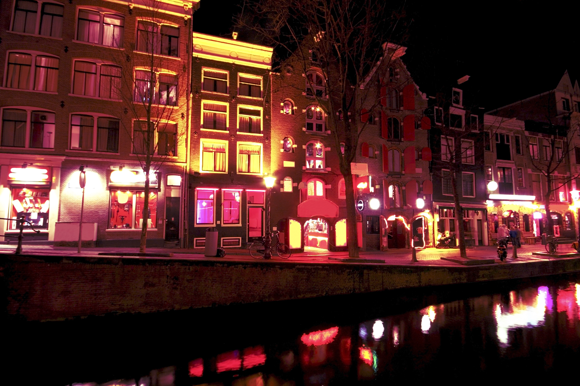Amsterdam by Night - bachelor's party in Amsterdam, Netherlands