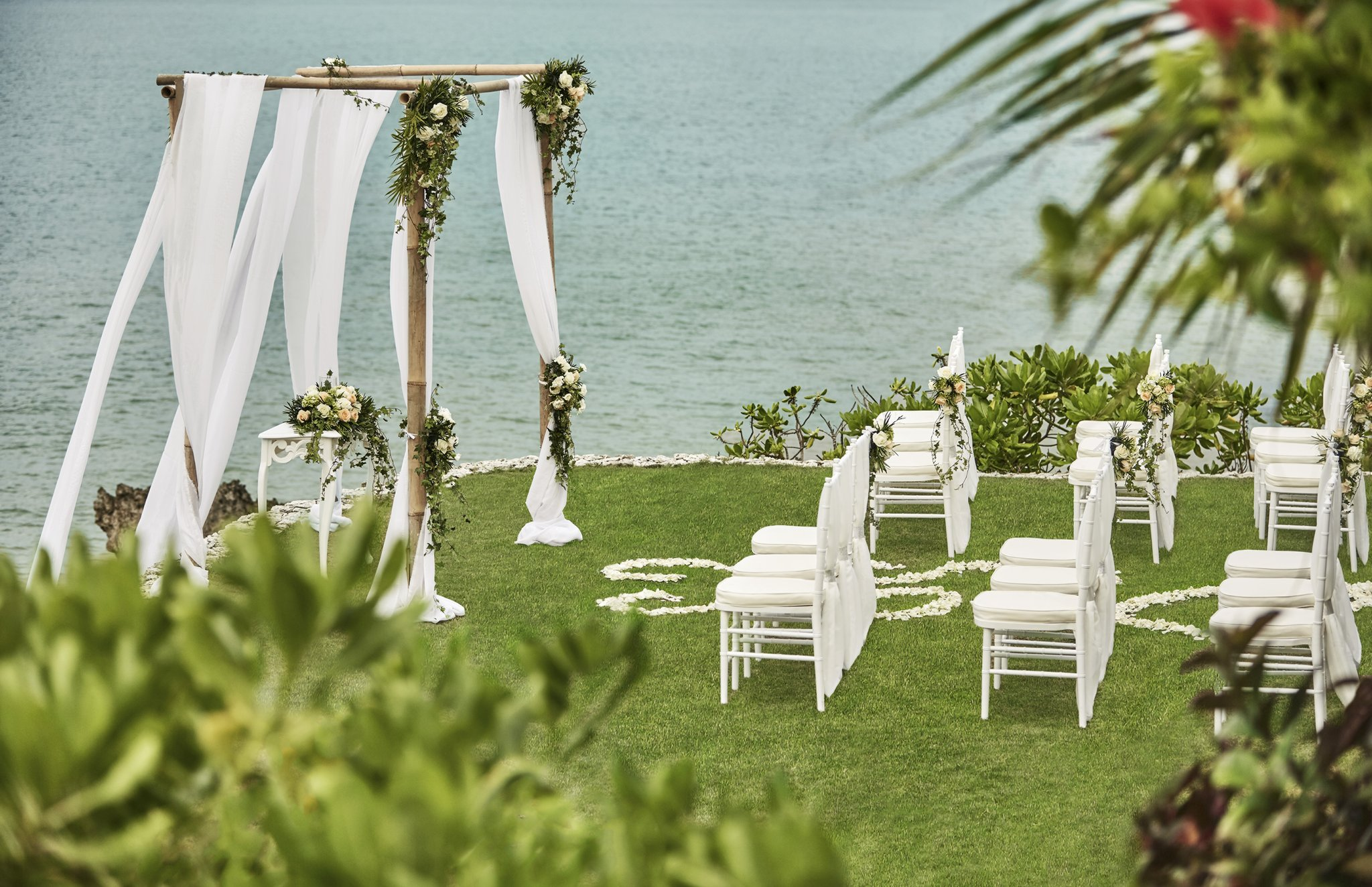 Destination Wedding in Jimbaran, Bali