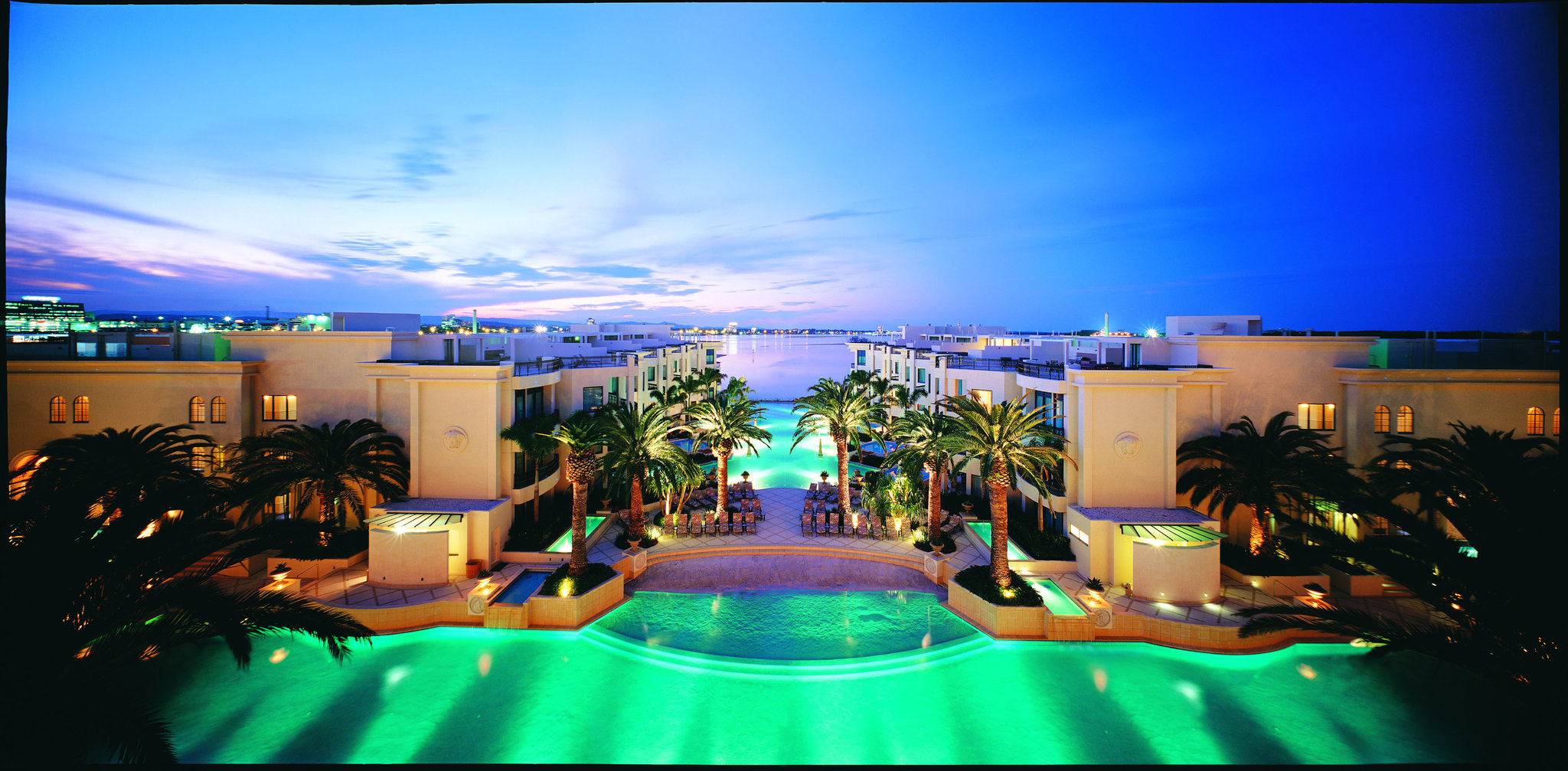 Wedding destination: Palazzo Versace Gold Coast