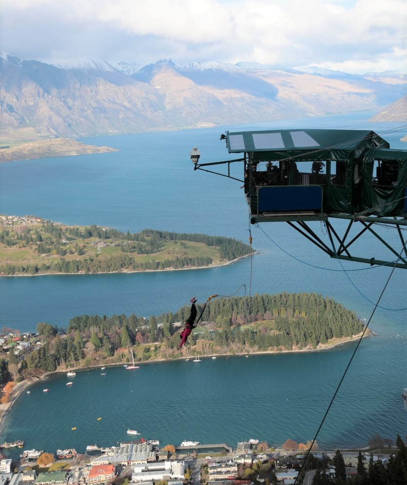 Bachelor Party destination Queenstown, New Zealand