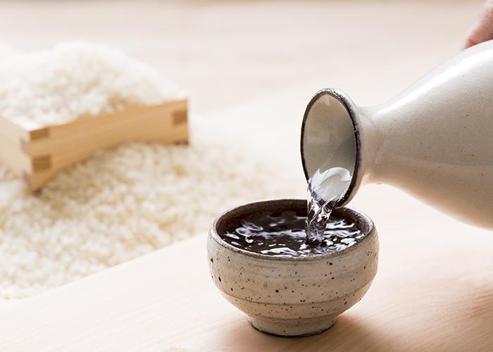 Rice wine in Asia - Sake from Japan