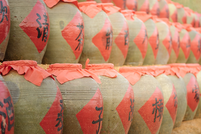Rice wine in Asia - Shaoxing Wine from China