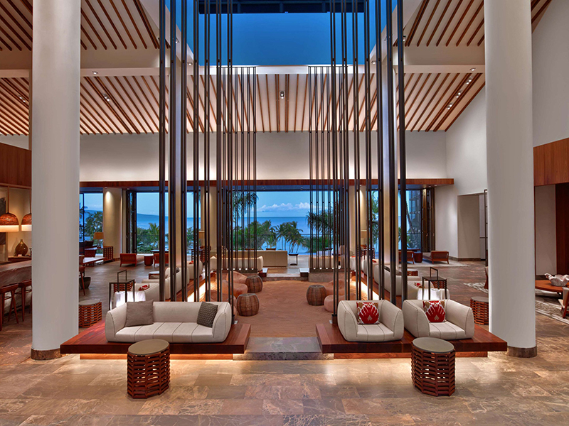Andaz Maui at Wailea Resort, Hawai'i