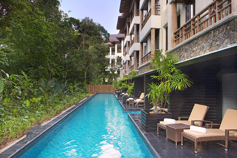 The Andaman, Langkawi, Malaysia