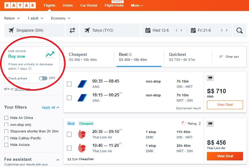 These 5 Tools Will Show You How To Get Cheap Flights