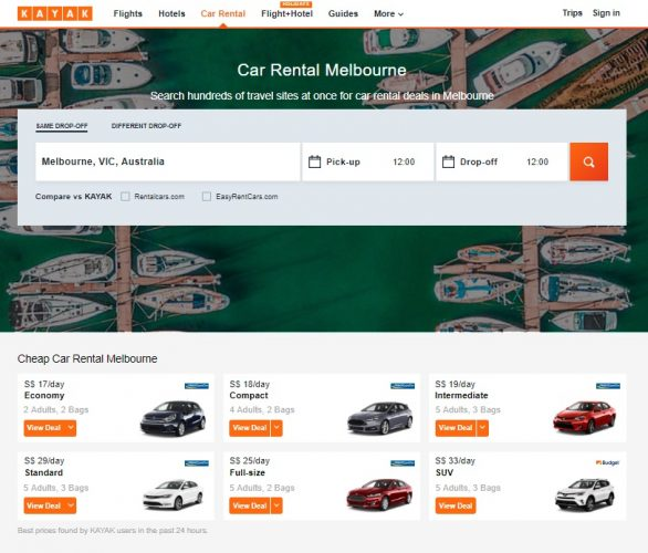 Car Rental Melbourne A Step By Step Guide On How To Rent A Car In
