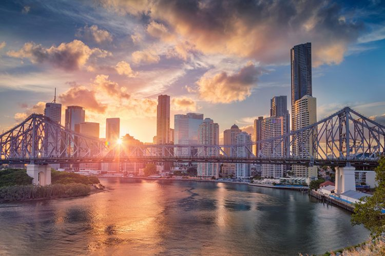 Brisbane, Australia Cityscape