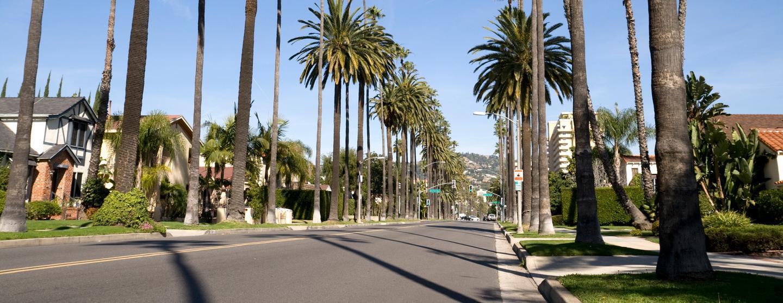 Car Rental Beverly Hills