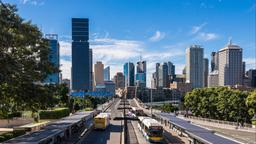Brisbane hotels near Institute of Modern Art