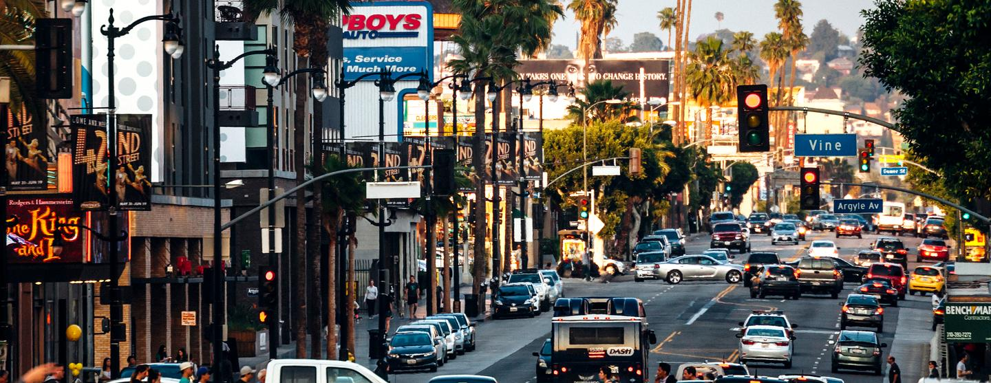 Car Rental Hollywood