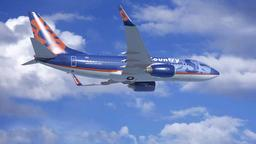 Find cheap flights on Sun Country Air