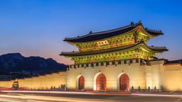Find cheap flights from Singapore to Seoul