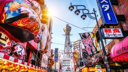 Find cheap flights from Singapore to Osaka Itami