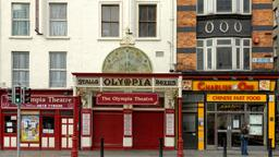 Dublin hotels near Olympia Theatre