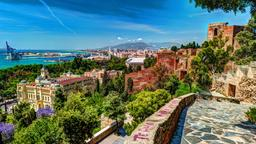 Find cheap flights to Málaga