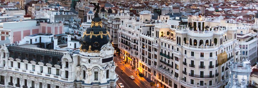 Hostal Madrid Centro