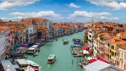 Find cheap flights to Venice Marco Polo Airport