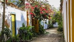 Paraty hotels near Defensor Perpetuo Fort Museum