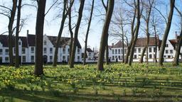 Bruges hotels near Beguinage