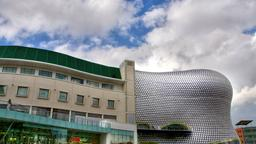 Birmingham hotels near Bullring Shopping Centre