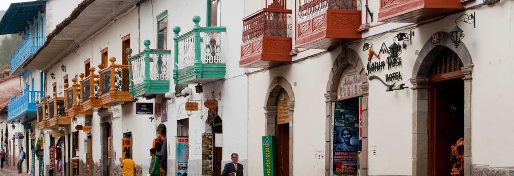 Inkaspacha Hostal Restaurant