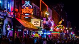 Nashville hotels near Nashville Convention and Visitor's Bureau