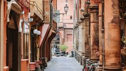 Find cheap flights to Bologna