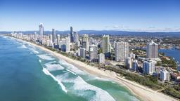 Surfers Paradise hotels near RaceCentre