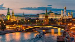 Find cheap flights from Singapore to Moscow Vnukovo