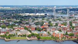Boston hotels in East Boston
