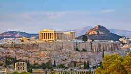 Find cheap flights from Singapore to Athens