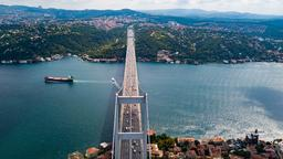 Istanbul hotels near Bosphorus Bridge