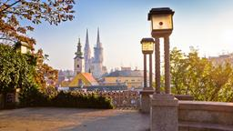 Zagreb hotels near King Tomislav Square