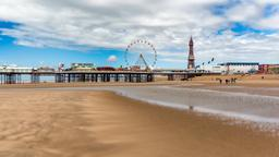 Blackpool hotels near Grundy Art Gallery
