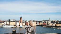 Find cheap flights to Stockholm