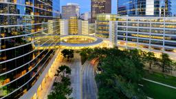 Houston hotels near Christ Church Cathedral