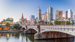Find cheap flights to Melbourne