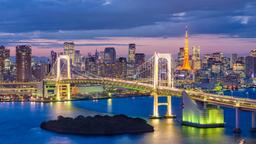 Find cheap flights from Singapore to Tokyo Haneda