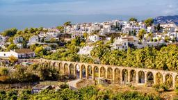 Find cheap flights to Andalusia