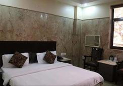 Hotel Maan K - New Delhi - Bedroom