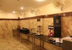 Hotel Maan K - New Delhi - Restaurant