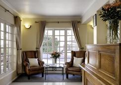 Best Western Cape Suites Hotel - Cape Town - Lobby