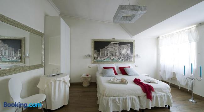 Suites Roma Tiburtina Luxury - Rome - Bedroom