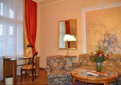 Bristol Hotel Salzburg - Salzburg - Bedroom