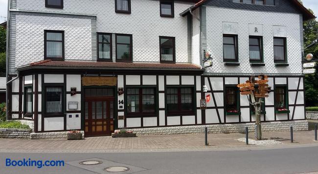 Landhotel Zur Guten Quelle - Eisenach - Building